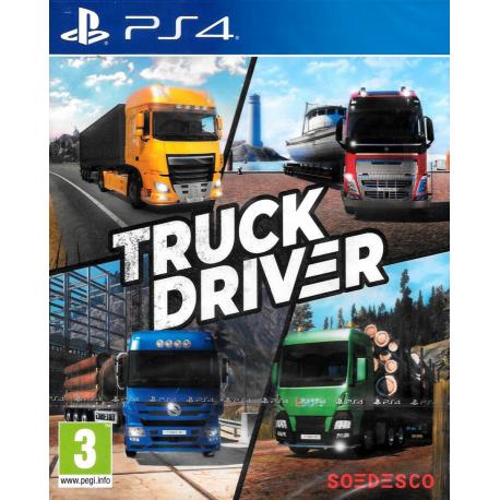 Truck Driver [ENG] (używana) (PS4)