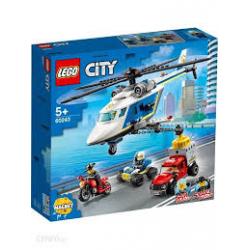 KLOCKI LEGO CITY 60243 (nowa)