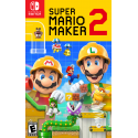 Super Mario Maker 2 [ENG] (używana) (Switch)