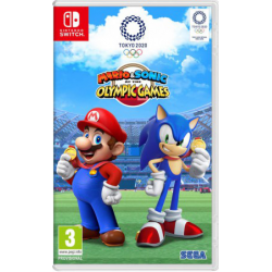 Mario & Sonic at the Tokyo Olympics 2020 [ENG] (używana) (Switch)