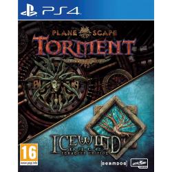 Planescape: Torment + Icewind Dale [POL] (używana) (PS4)