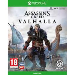 Assassin's Creed Valhalla [POL] (nowa) (XONE)