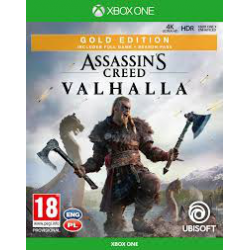 Assassin's Creed Valhalla GOLD EDITION [POL] (nowa) (XONE)