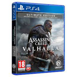 Assassin's Creed Valhalla ULTIMATE EDITION [POL] (nowa) (PS4)