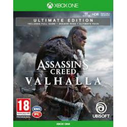 Assassin's Creed Valhalla ULTIMATE EDITION [POL] (nowa) (XONE)