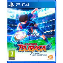 Captain Tsubasa: Rise of New Champions [ENG] (nowa) (PS4)