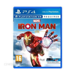 Marvel Iron Man VR [POL] (nowa) (PS4)