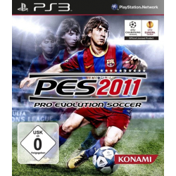 Pro Evolution Soccer 2011 [GER] (używana) (PS3)