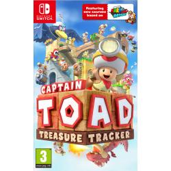 Captain Toad Treasure Tracker [ENG] (używana) (Switch)