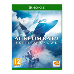 Ace Combat 7: Skied Unknown [POL] (używana) (XONE)