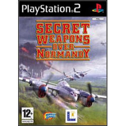 Secret Weapons Over Normandy [ENG] (Używana) PS2