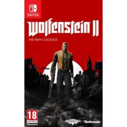 Wolfenstein II: The New Colossus [ENG] (używana) (Switch)