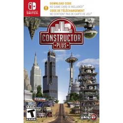 Constructor Plus Wersja Cyfrowa [ENG] (nowa) (Switch)