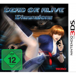 Dead or Alive Dimensions [ENG] (używana) (3DS)