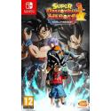 SUPER DRAGON BALL HEROES WORLD MISSION [ENG] (używana) (Switch)