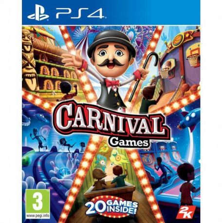 Carnival Games [ENG] (nowa) (PS4)