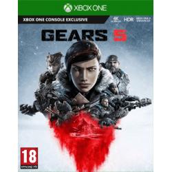 GEARS OF WAR 5 [ENG] (używana) (XONE)