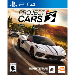 Project Cars 3 [POL] (nowa) (PS4)