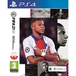 FIFA 21 Edycja Mistrzowska [POL] (nowa) (PS4)