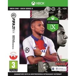 FIFA 21 Edycja Mistrzowska [POL] (nowa) (XONE)