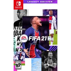 FIFA 21 Edycja Legacy [POL] (nowa) (Switch)