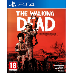 The Walking Dead Final Season [ENG] (używana) (PS4)
