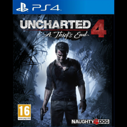 Uncharted 4 A Thief's End [ENG] (używana) (PS4)