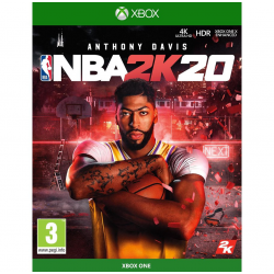 NBA 2k20 [ENG] (używana) (XONE)