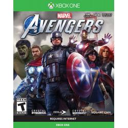 Marvel's Avengers [POL] (używana) (XONE)