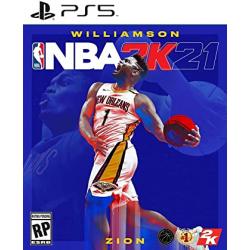 NBA 2K21 [ENG] (nowa) (PS5)