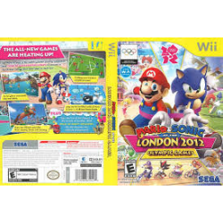 Mario & Sonic at the London 2012 olympic games [ENG] (nowa) (Wii)