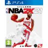 NBA 2k21 [ENG] (używana) (PS4)