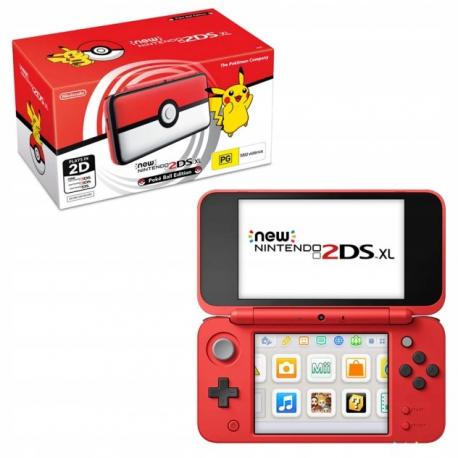 Nintendo 2DS XL Pokeball Edition (używana) (3DS)