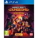 Minecraft Dungeons Hero Edition [POL] (używana) (PS4)