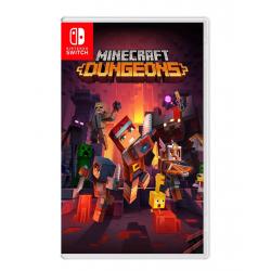 Minecraft Dungeons Hero Edition [POL] (nowa) (Switch)