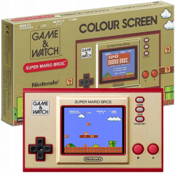 NINTENDO Game & Watch: Super Mario Bros (nowa)