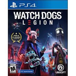 Watch Dogs Legion [POL] (używana) (PS4)