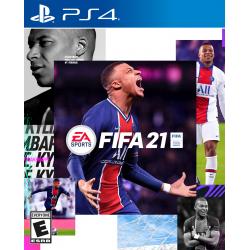 FIFA 21 [POL] (używana) (PS4)