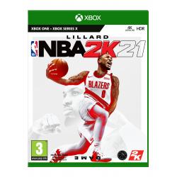 NBA 2K21 [ENG] (używana) (XONE)