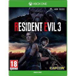 Resident Evil 3 [POL] (używana) (XONE)