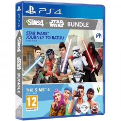 The Sims 4 + Star Wars Wyprawa na Batuu [POL] (nowa) (PS4)