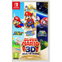 SUPER MARIO 3D ALL STARS [ENG] (nowa) (Switch)