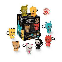 FIVE NIGHTS AT FREDDYS MYSTERY MINI PLUSHIES (nowa)