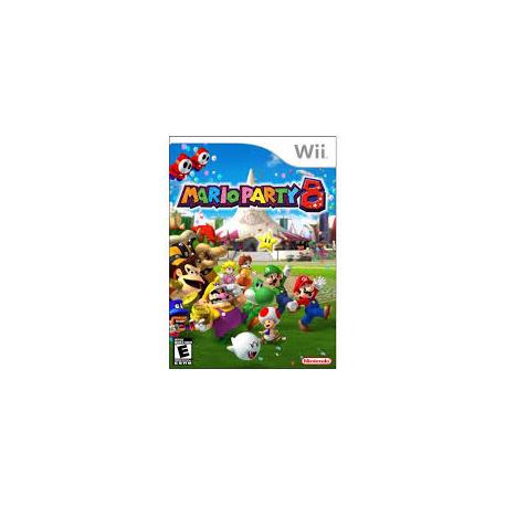 MARIO PARTY 8 [ENG] (używana) (Wii)