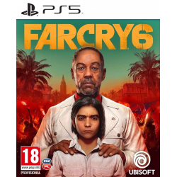 Far Cry 6 Preorder 2021 [POL] (nowa) (PS5)