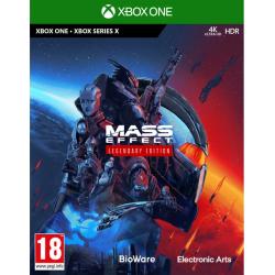 Mass Effect Edycja Legendarna [POL] (nowa) (XONE)