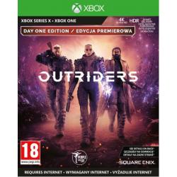 Outriders [POL] (nowa) (XONE)