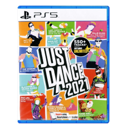 Just Dance 2021 PS5 [ENG] (nowa)