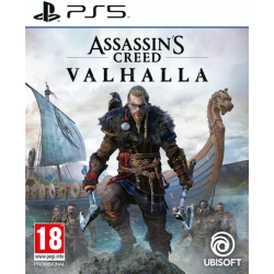 Assassin's Creed Valhalla [POL] (używana) (PS5)