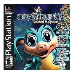 Creatures Raised in Space PS1 PSX [ENG] (używana) (PS1)